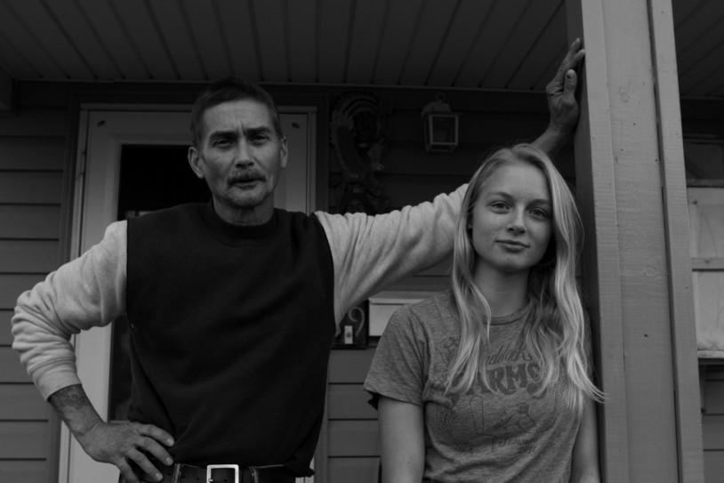 Doug Sakas and daughter Regina