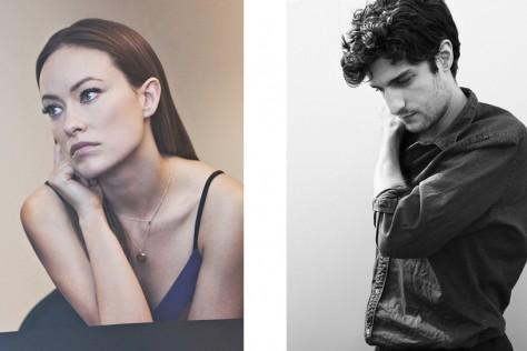 Olivia Wilde & Louis Garrel
