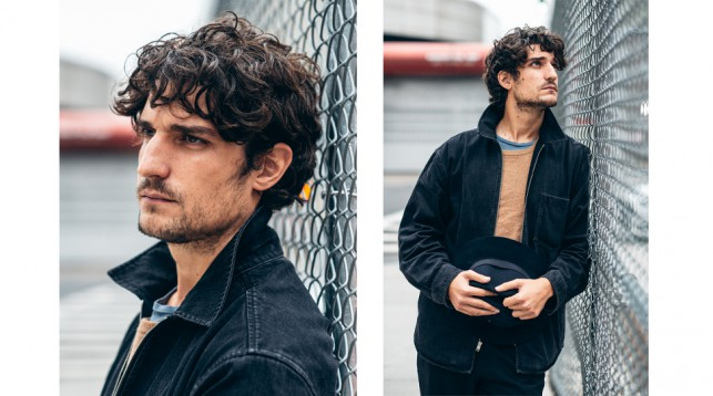 Louis Garrel in New York City. © Reto Sterchi.