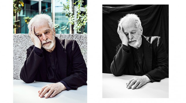 Alejandro Jodorowsky at the 69th Cannes Film Festival.
