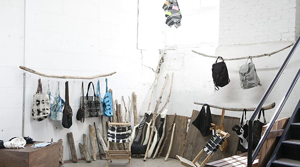 Mary Meyer Studio Visit