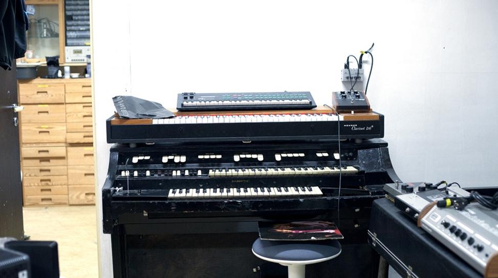 Lindstrøm keyboard