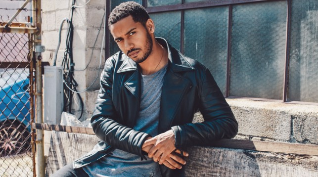 Elliot Knight in Los Angeles.