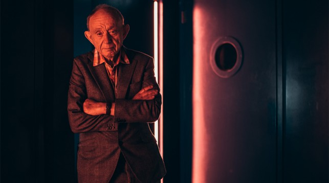 Frederick Wiseman in New York City. © Reto Sterchi.