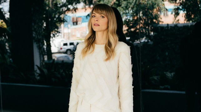 Jaime King in West Hollywood. © Marc Gabor.