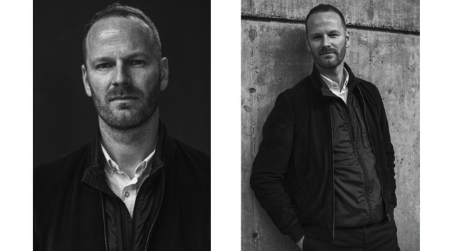 Joachim Trier in Chelsea, New York City. © Reto Sterchi.
