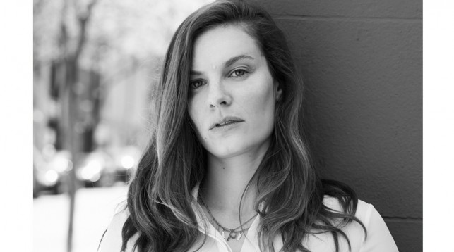 Lindsay Burdge in Brooklyn. © 2017 BriAnne Wills.