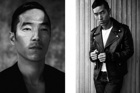 Leonardo Nam in Los Angeles. © 2017 Ricky Middlesworth. Grooming by Stephanie Puleio. Styling by Philippe Uter.