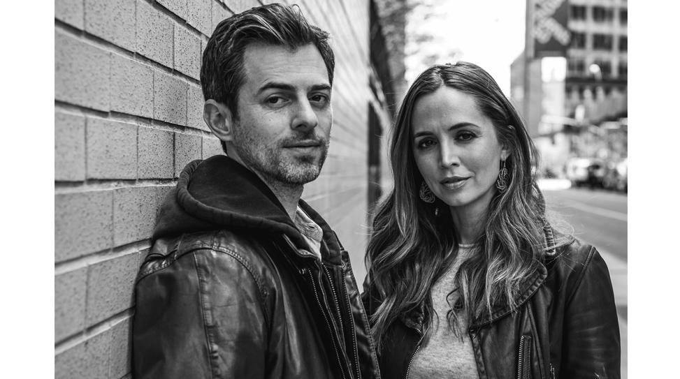 Nate and Eliza Dushku
