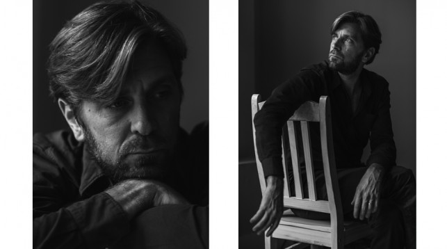 Ruben Östlund in New York City. © Reto Sterchi.