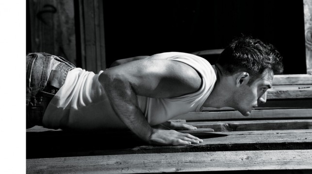 Ryan Guzman. © Greg Lotus.