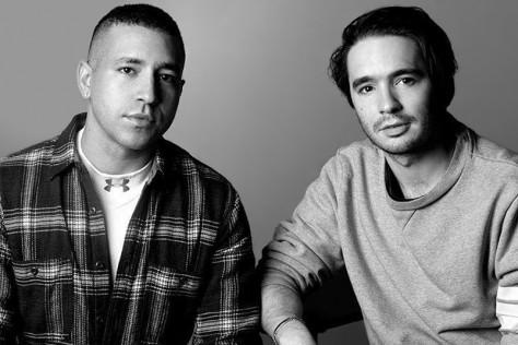 Antonio Santini (left) and Dan Sickles (right). © Albert Sanchez and Pedro Zalba.