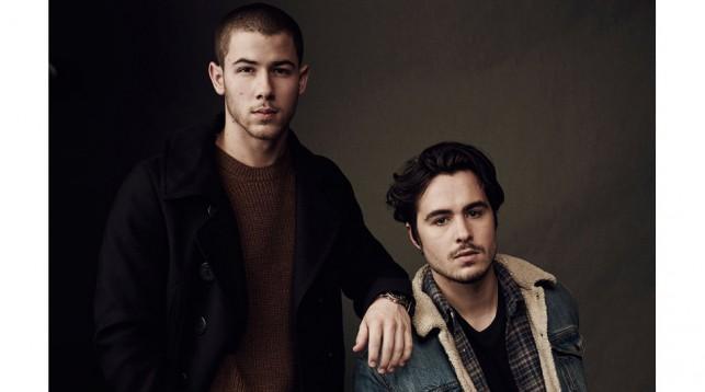 Nick Jonas & Ben Schnetzer
