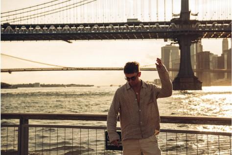 SG Lewis is New York City. © Reto Sterchi.