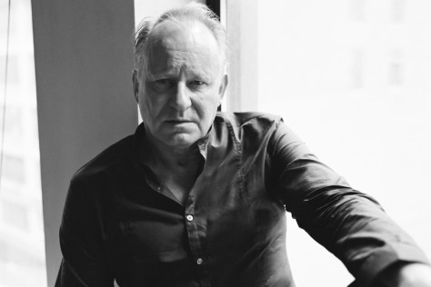 Stellan Skarsgård in New York City.