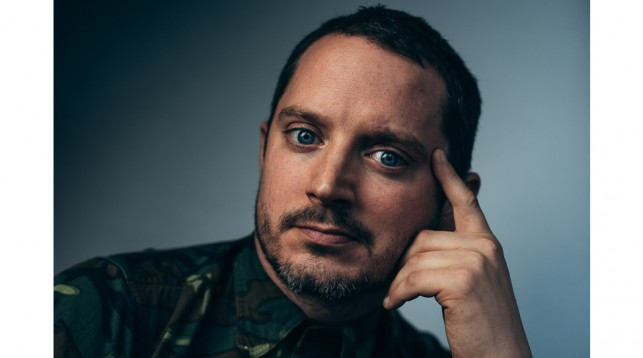 Elijah Wood of Come to Daddy at the Tribeca Film Festival. © Reto Sterchi.